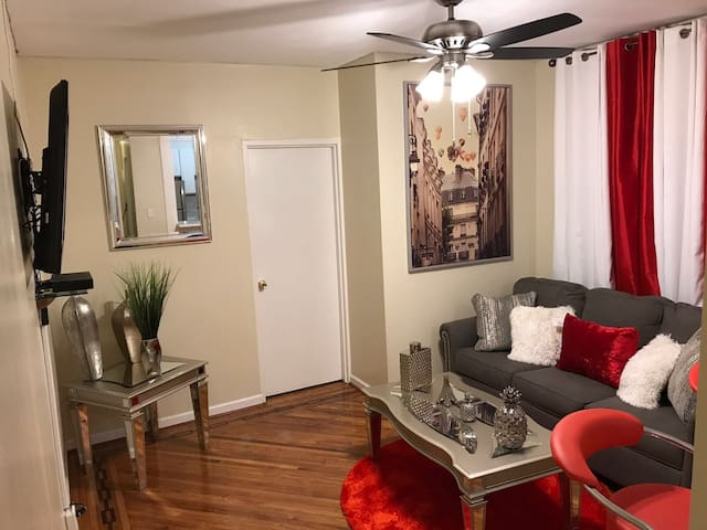 Lovely two bedroom apartment in Manhattan NYC