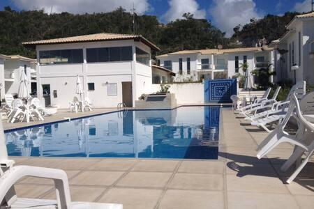 Condomínio Branco - Porto Seguro - Apartmen