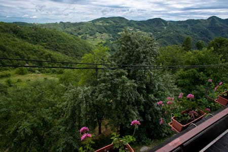 Vacation in Samobor countryside 7 - Slani Dol - Penzion (B&B)