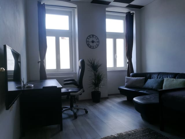 Spacy, 2 bedroom apartment in the heart of Kosice