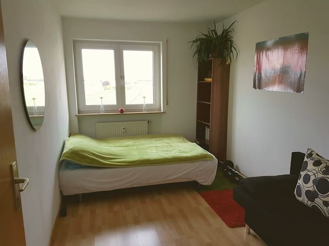 Private guest room - central, quiet & relaxing - Bamberg - Apartament