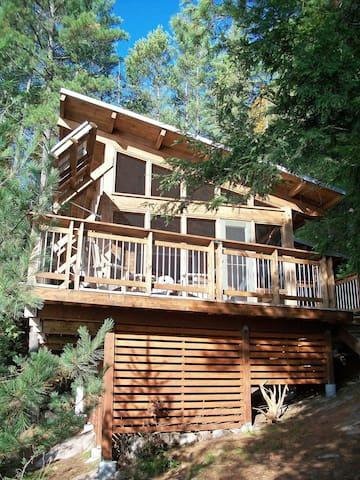 Island cottage on Catchacoma Lake - Buckhorn - Chatka
