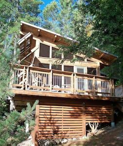 Island cottage on Catchacoma Lake - Buckhorn - Chalet