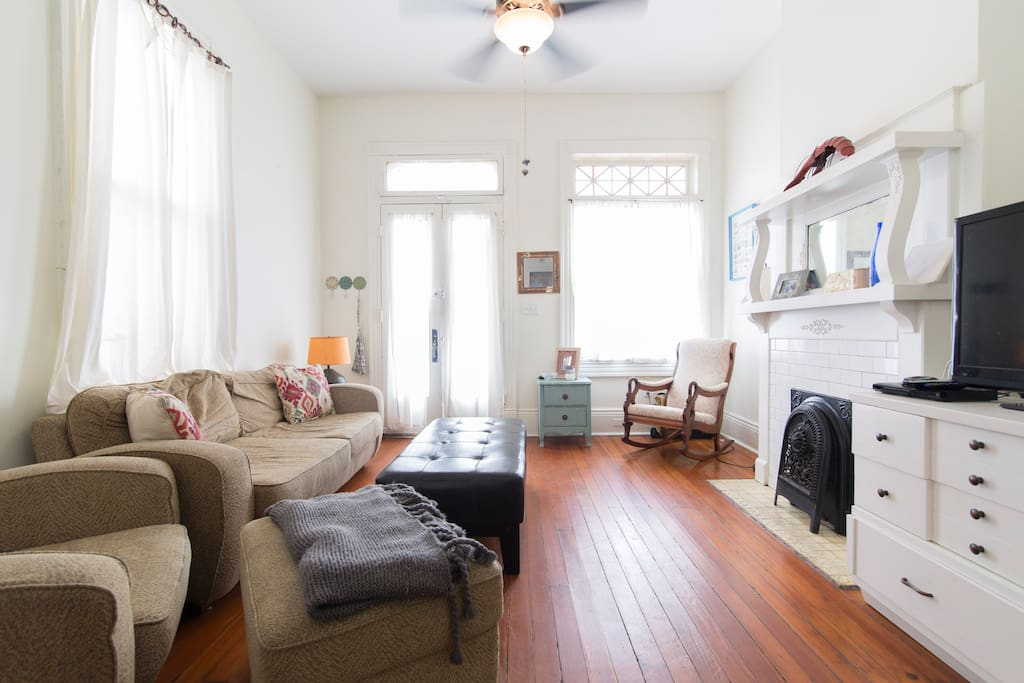 spacious uptown freret st apartment houses for rent in new orleans