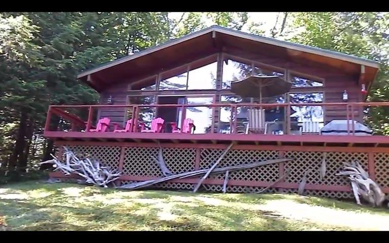 Muskoka Island Cottage