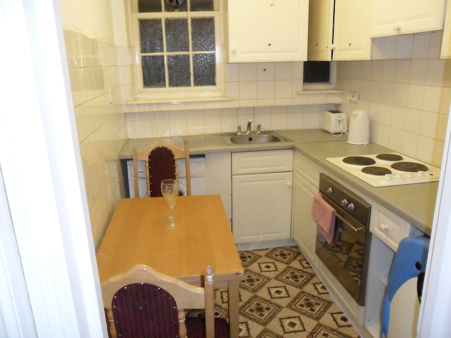 Double room in central LONDON 1
