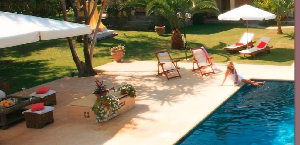 Luxury apartment in Corfu - Kerkira - Daire