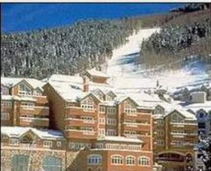 Beaver Creek, CO  Slopeside Condo