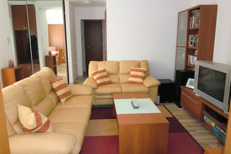 Room type: Entire home/apt Bed type: Real Bed Property type: Apartment Accommodates: 4 Bedrooms: 2 Bathrooms: 1
