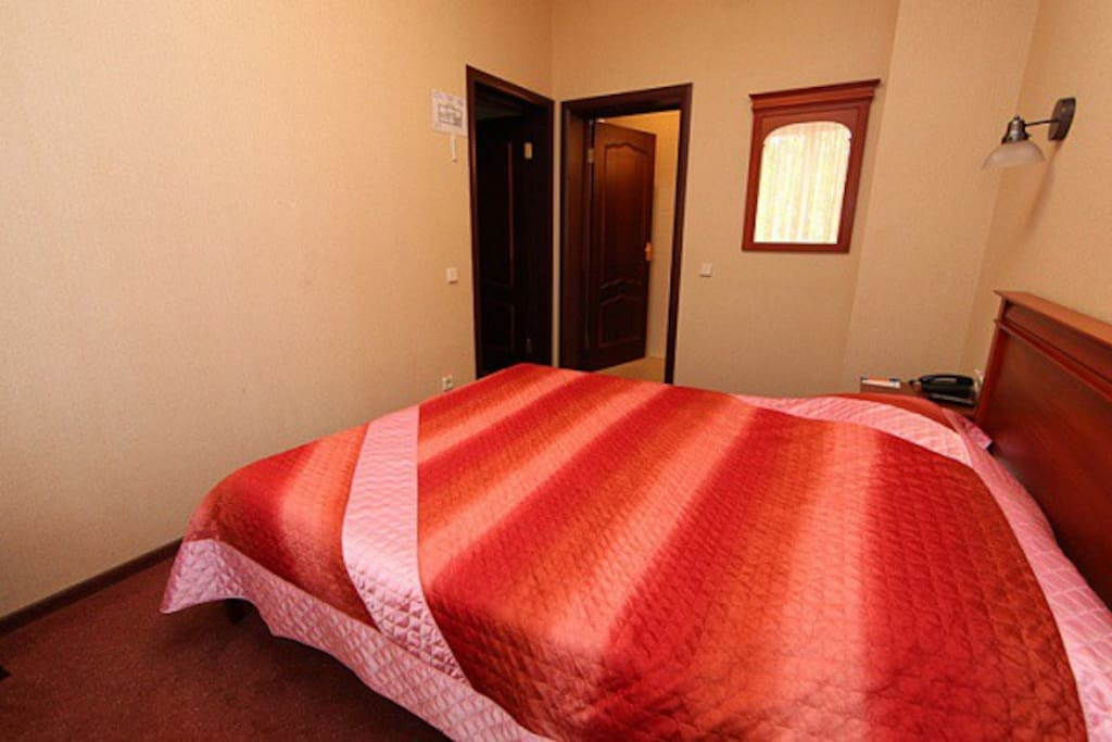 спальня на 1 этаже