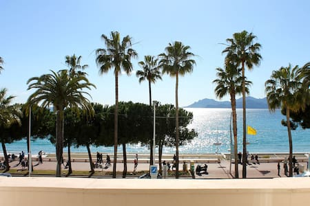 CANNES, SEA VIEW, FILM FESTIVAL - Cannes - Apartment