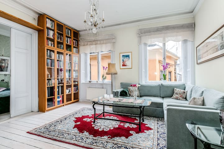Timeless 2BR Apartment in the Old Town