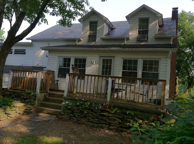 Guest Cottage on Historic Property - Stockton - Casa