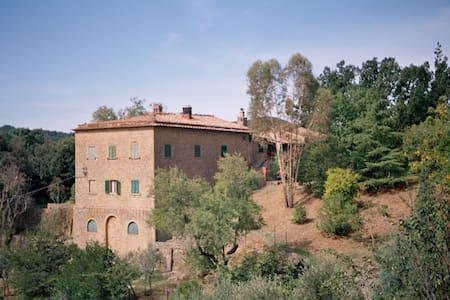 Appartamento nel Podere Botrona - Lustignano - Wohnung