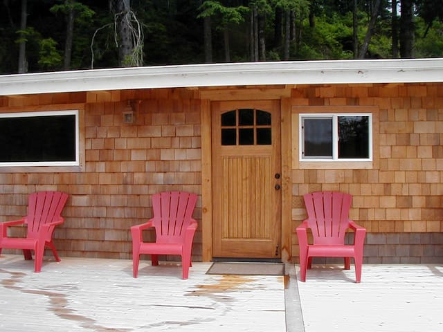 Cute rustic country cabin on 4 acre - Seaside - Chalet