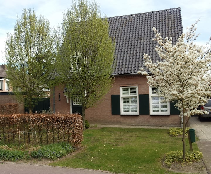 B&B close to Eindhoven airport