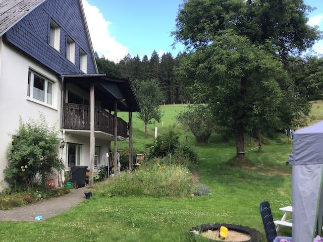 Natur Pur, Kühe als Nachbar, den See vor der Tür