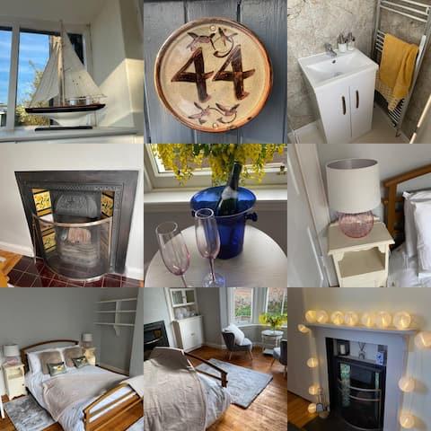 Cosy ground floor flat in Lundin Links Fife
