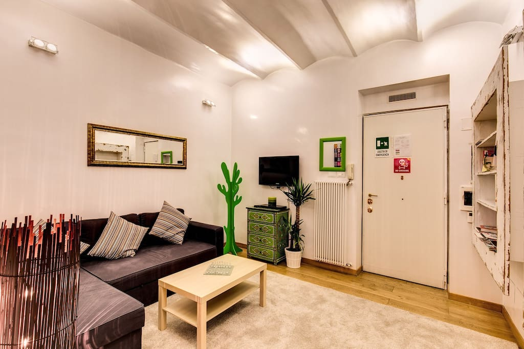 Your Jubilee Apartment Rome AC/WiFi