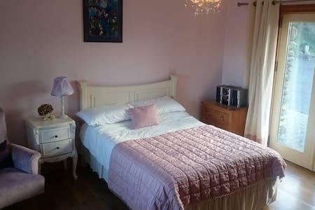Spacious Double Room Overlooking Dingle Town - Dingle