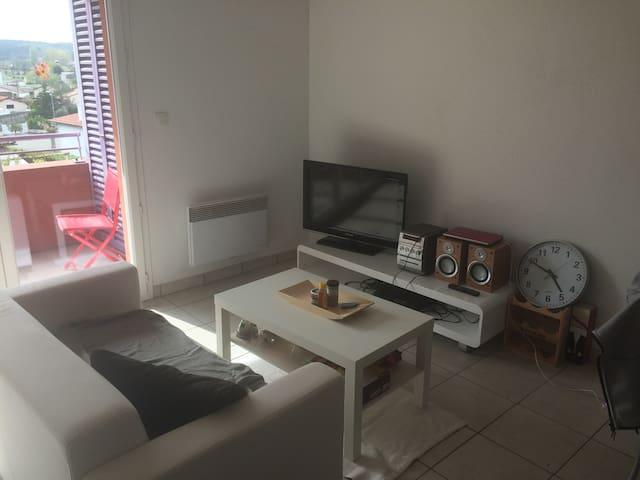 Logement centre Casteljaloux - Casteljaloux - Apartamento