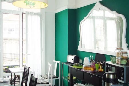 Cosy hostal with perfect location! - Saint-Jacques-de-Compostelle