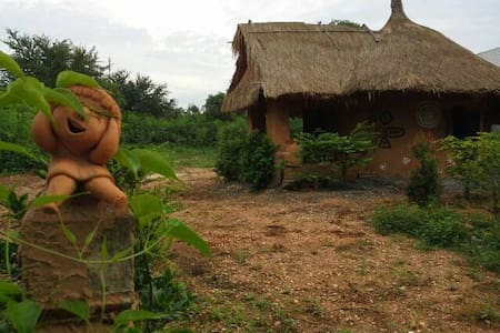 Earth house - Nong Bua Khok, Chaturat,  - Землянка