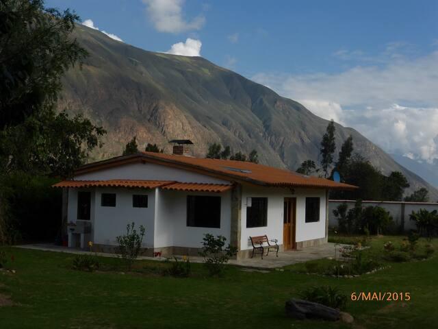 Huandoy Resort - Yungay - Rumah