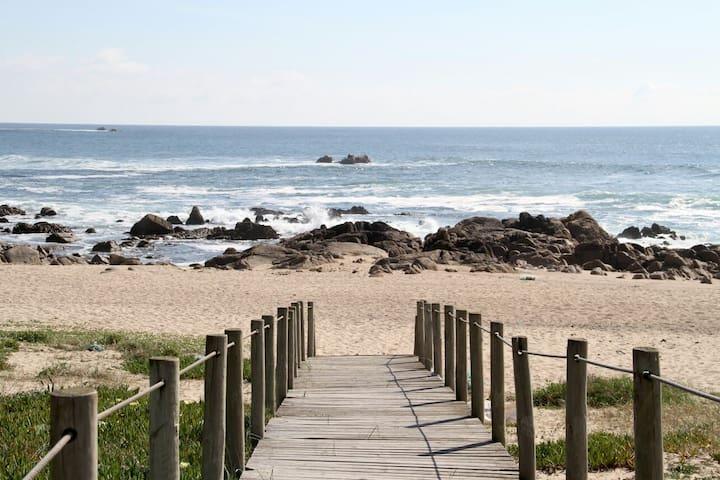 Casa de Praia - A Ver-o-Mar - Huis