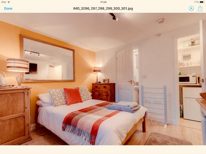 Hertford, Folly Island, Bijou Cabin + Ensuite