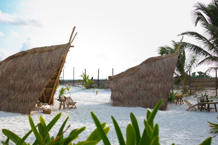 IKAL CHIT (Private Propr. right on the beach) 2
