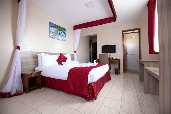 67 Athi Fully Furnished Rooms on Bed & Breakfast