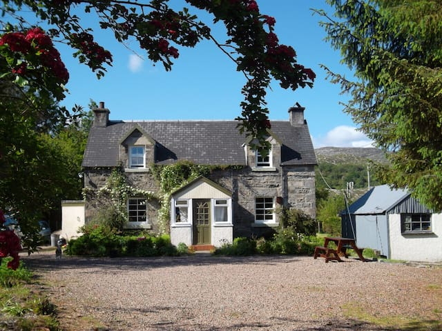 Secluded West Highland Croft,