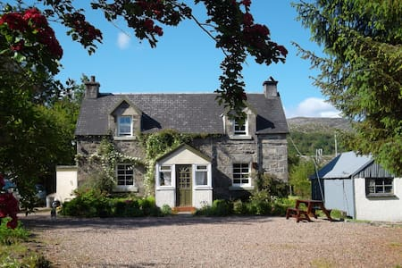 Secluded West Highland Croft, - Arivegaig - Rumah