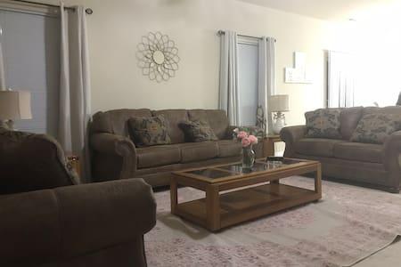 Elegant and spacious home in quiet neighborhood