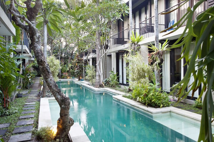 Apartment in the heart of Sanur