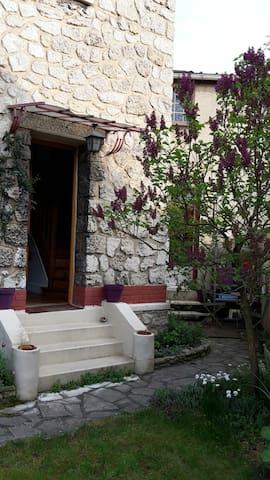 Maison près de Paris (15m en RER) - Épinay-sur-Seine - Ev
