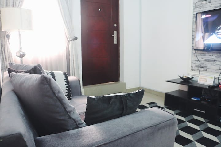Contemporary 2 bedroom apartment in Lagos