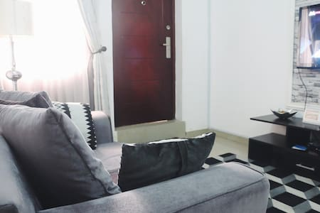 Contemporary 2 bedroom apartment in Lagos