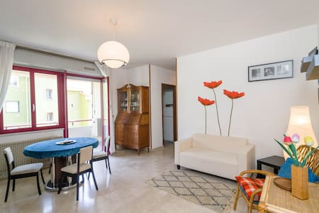 Jolie appartement à la mer. - Celle Ligure - Apartamento