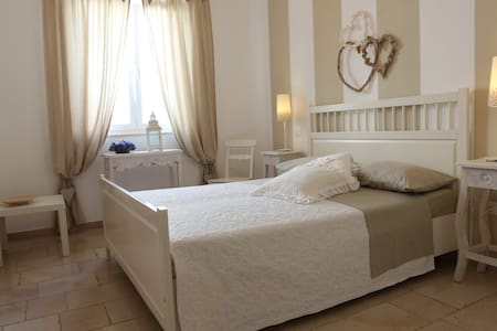 Room Vespro Salento Pescoluse - Salve - Bed & Breakfast