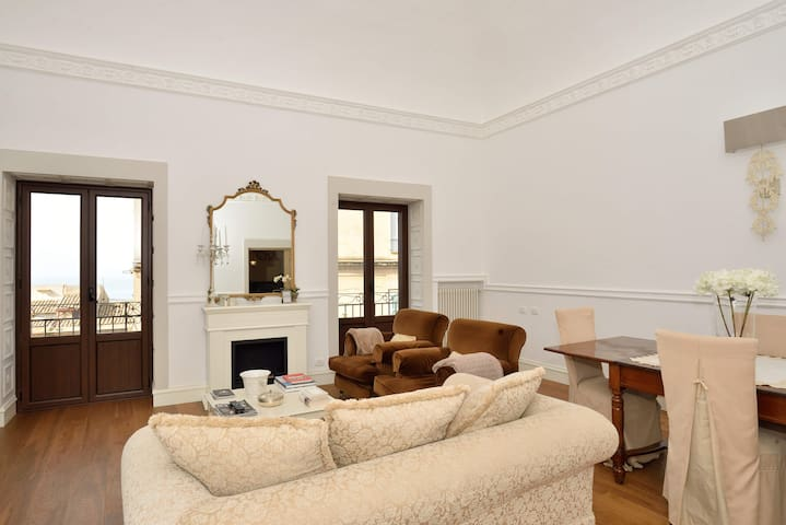 Elegant apartment in city centre - Agrigento - Huoneisto