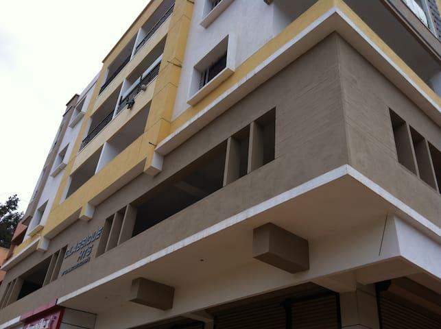 2BHK Near Ramdev Hotel and JNMC