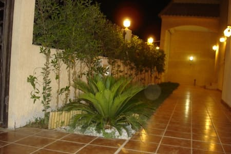 Bedrooms available in Large Villa