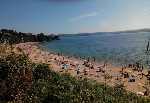 Playa Perbes Miño-Pontedeume