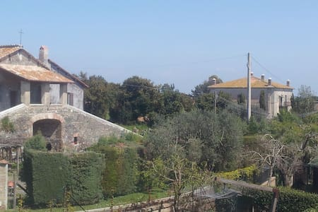 B&B in Antico Casale - Anguillara Sabazia - Bed & Breakfast