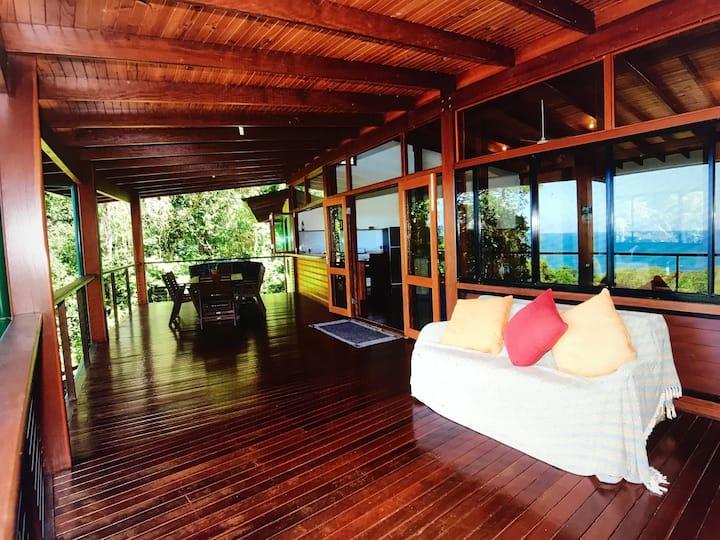 Daintree Oceanview Retreat