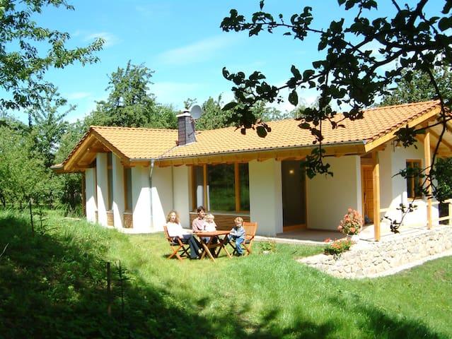 Harzer Feriengarten - Ferienhaus  03 - 4Sterne****