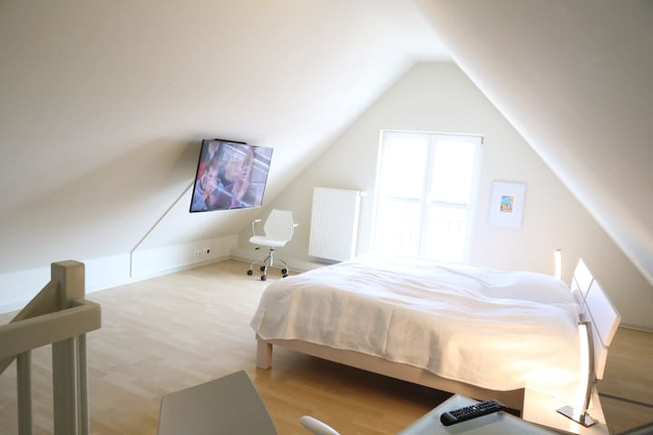 Moderne Ferienwohnung - FeWo 3 - Bergen auf Rügen - Apartemen