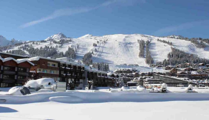 3 bd, ski, restaurants, views - Saint-Bon-Tarentaise - Villa